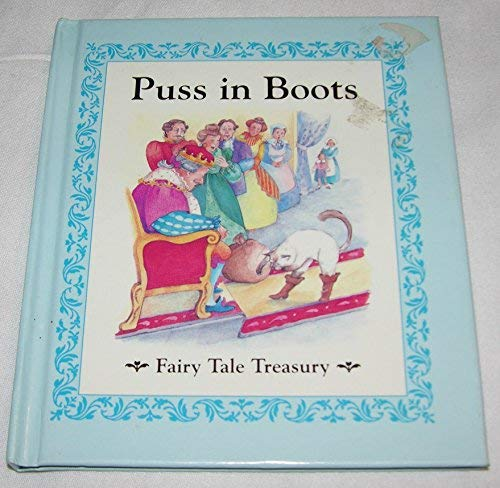 Puss in Boots (Fairy Tale Treasury): Jerrard, Jane