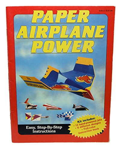 9780785300465: Paper Airplane Power