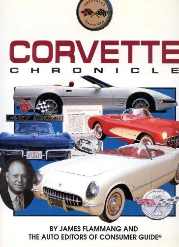9780785300687: Corvette Chronicle