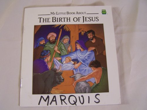 9780785300854: The Birth of Jesus (My Little Book About, Leap Frog)