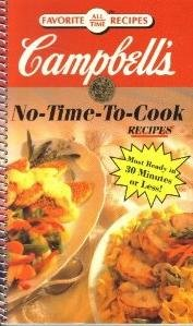Campbell's No Time to Cook: n/a