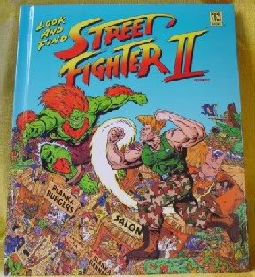 9780785306993: Look and Find Street Fighter II