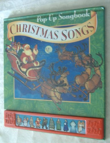 9780785307730: Christmas Songs Pop-Up and Songbook