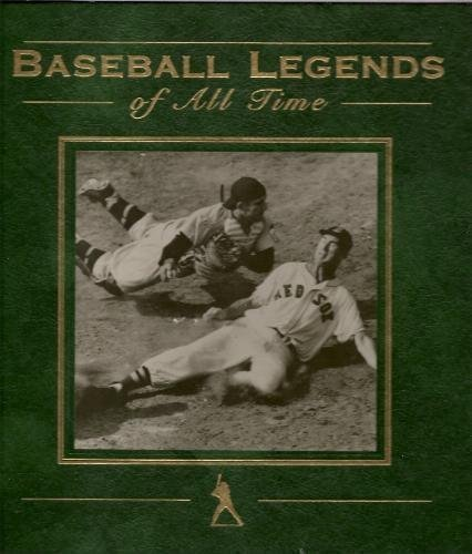 9780785308737: Baseball legends of all time