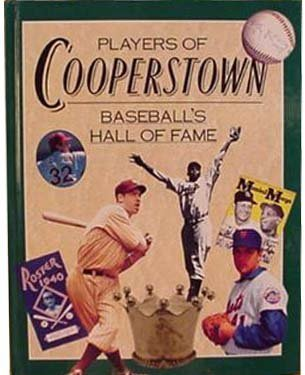 9780785308768: Players of Cooperstown: Baseballs Hall Of Fame