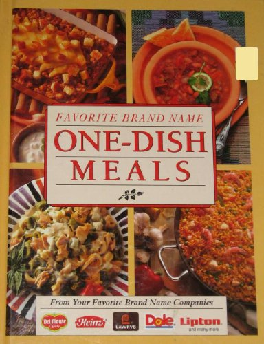 9780785309994: Favorite brand name one-dish meals