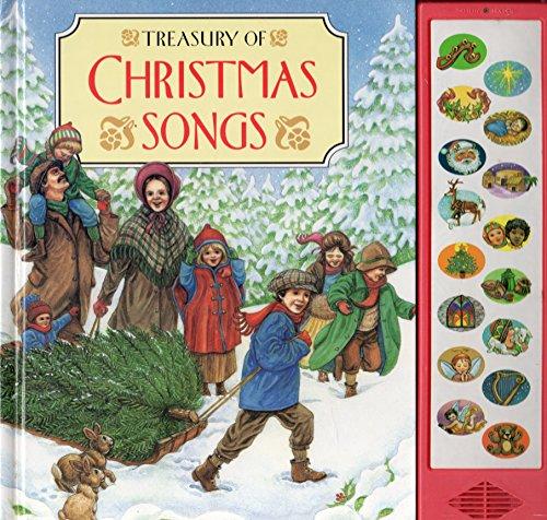 Treasury of Christmas Songs: Nordine, Kristan (Sounds