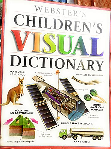 9780785310143: Webster's Children's Visual Dictionary