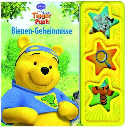 9780785311041: Meine Freunde Tigger und Puuh. Bienen-Geheimnisse: 3-Button