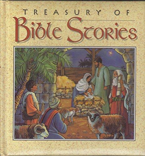 Treasury of Bible Stories: Brill, Marlen Targ; Gary Burge; Etta G. Wilson