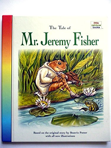 9780785311492: Mr. Jeremy Fisher (Little rainbow books)