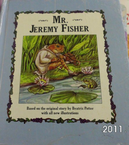 9780785311706: Mr. Jeremy Fisher
