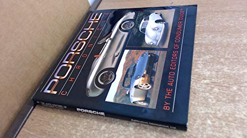 9780785312284: Porsche Chronicle