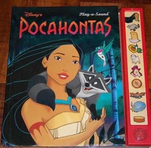 Disney's Pocahontas Play-a-Sound Story Book (9780785313168) by Disney