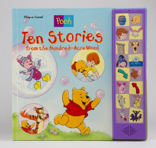 Pooh: 10 Stories from Hundred Acre Wood: Conor Wolf; Illustrator-Sparky