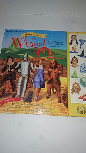Wizard of Oz: Play a Song: Paul Jennis