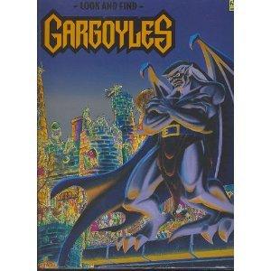 9780785313519: Gargoyles Look & Find (Look & find books)