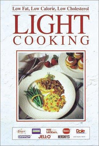 9780785315346: Low Fat, Low Calorie, Low Cholesterol Light Cooking