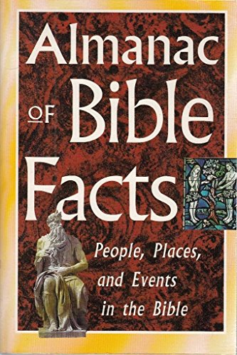 9780785315933: Almanac of Bible Facts