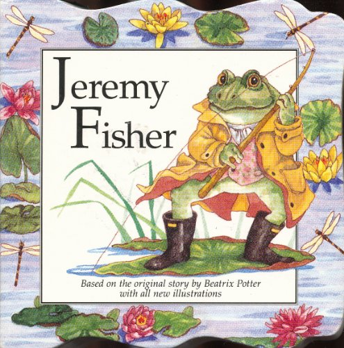 9780785316596: Jeremy Fisher (Leap Frog Lift-a-Flap)
