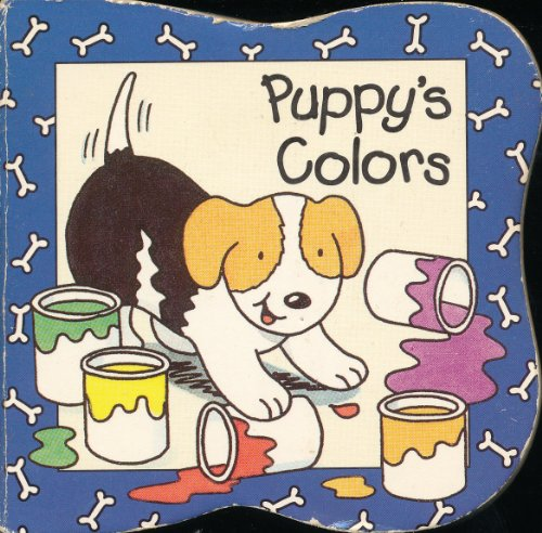 9780785316640: Puppy's Colors (Leap Frog Lift-a-Flap)
