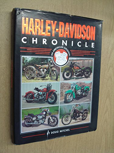 9780785316824: Harley-Davidson Chronicles