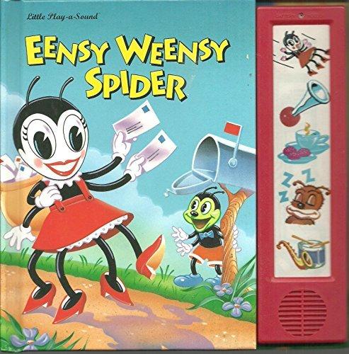Eensy Weensy Spider: Kristan Nordine; David