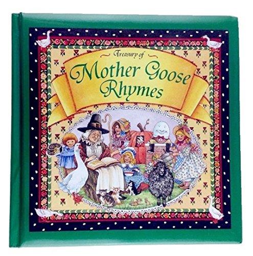 Treasury of Mother Goose Rhymes: Illustrator-Lisa Berrett; Illustrator-Wendy