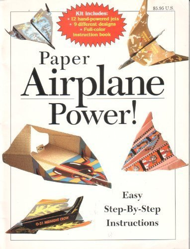 9780785317647: Paper Airplane Power