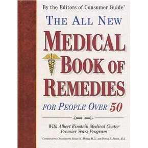 Medical Book of Remedies for People over 50: Moyer, Susan M.
