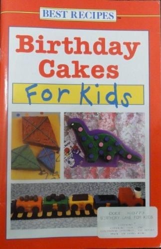 9780785319467: Birthday Cakes for Kids