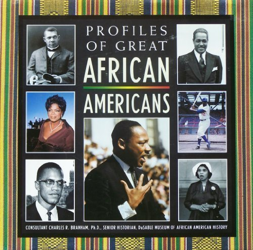 Profiles of Great African Americans (SIGNED): Smallwood, David; West, Stan; Keyes, Allison