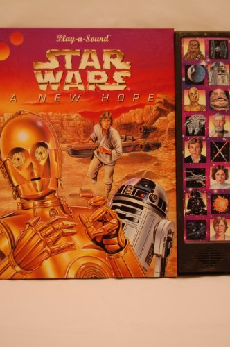 9780785321767: Star Wars a New Hope, Play a Sound Book