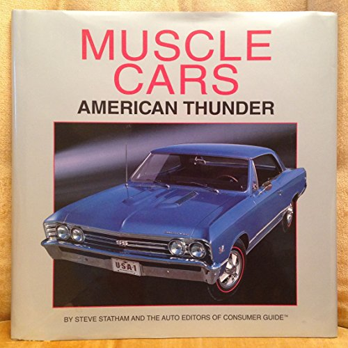 9780785323150: Muscle Cars: American Thunder