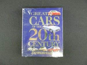 9780785325239: Great cars of the 20th century