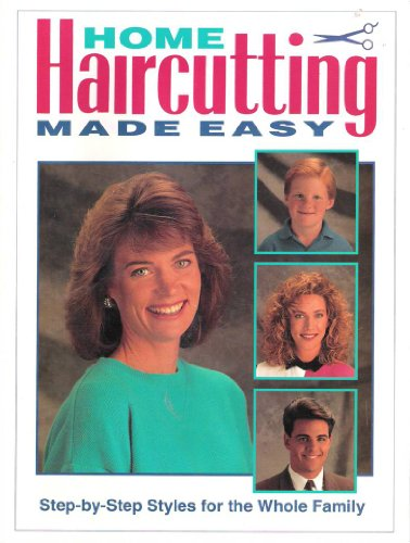 9780785325390: Home haircutting made easy