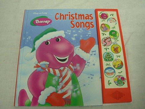 9780785327271: Barney Christmas songs