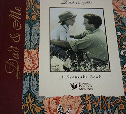9780785328155: Dad & Me A Keepsake Book (Sharing a Precious Moments)
