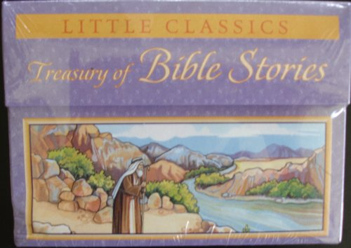 9780785328421: Treasury of Bible Stories (Box Set of 6 Books)