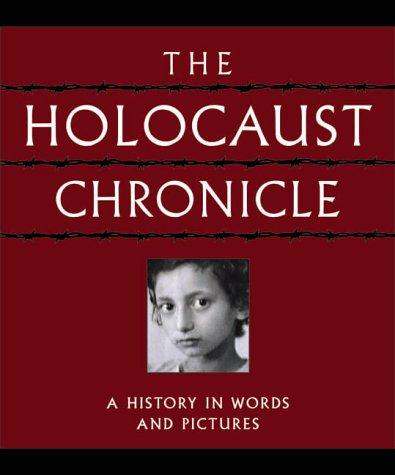 9780785329633: Holocaust Chronicle