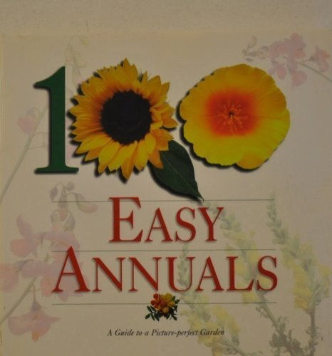 9780785329701: 100 Easy Annuals