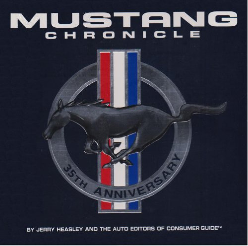 9780785332626: Mustang chronicle