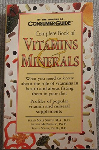 9780785332732: Complete Book of Vitamins & Minerals Edition: First