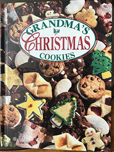 Grandma's Christmas Cookies: Title