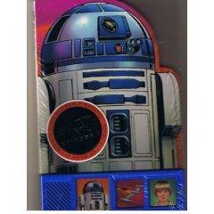 R2-D2, Star Wars Episode 1 Play-a-sound Book: Lucas, George
