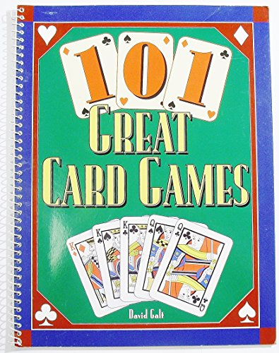 9780785334804: 101 great card games