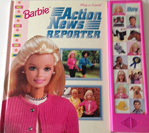 Action News Reporter (Barbie, Play-a-Sound)