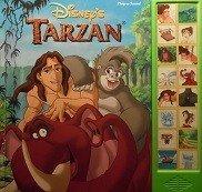 9780785335757: DISNEY'S TARZAN. [Gebundene Ausgabe] by Lansing, Margaret. (Story adapted by).