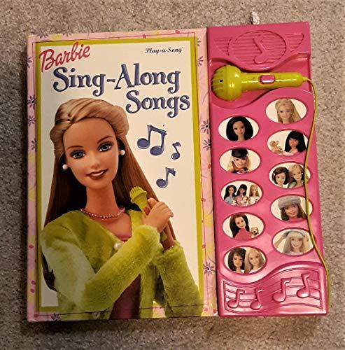 9780785335962: Barbie Sing-Along Songs