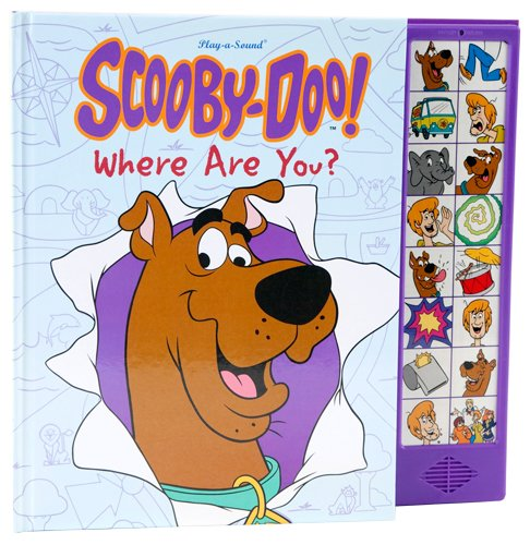 9780785336020: Scooby-Doo! where are you? (Play-a-sound)